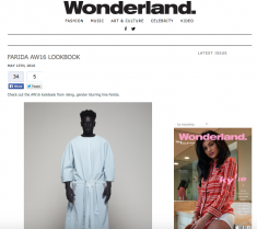 http://www.wonderlandmagazine.com/2016/05/farida-aw16-lookbook/