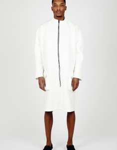 Capsule 2 piece 7 white front